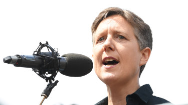ACTU secretary Sally McManus said making wage theft a crime could be ineffectual