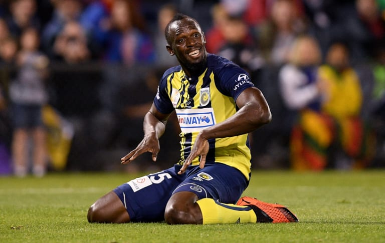 Usain Bolt: David Koch made a goose of himself when discussing the Jamaican's potential move to Malta.