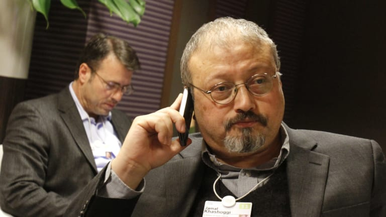Saudi journalist Jamal Khashoggi was last seen entering the Saudi Consulate in Istanbul.