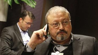 Saudi journalist Jamal Khashoggi was an outspoken critic of the Saudi regime.