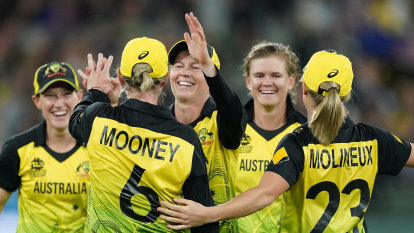 It is time to stop talking about 'women's sport' as a sideshow