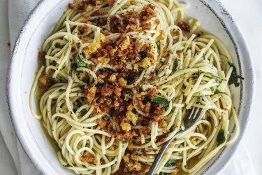 Pantry spaghetti