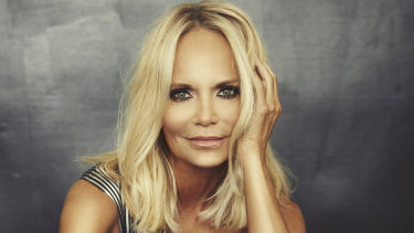Actress, singer, stage star, concert performer, author, teacher and TV food-show host, Kristin Chenoweth.