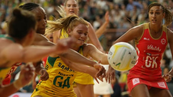 Diamonds exact revenge on England in Quad Series thriller