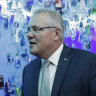 Morrison's pledge on ocean waste - a shiny (plastic) distraction from climate policy