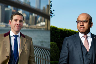 Lex Greensill and Sanjeev Gupta are both at the centre of the collapse of Greensill and the knock on effects.
