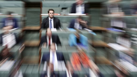 Explosive Hastie speech threatens to derail new foreign interference laws