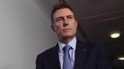 Porter pursuing appeal over settled defamation case on 'a matter of principle'
