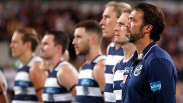Zach Tuohy heaped praise on Geelong coach Chris Scott.