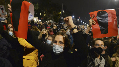 'Cruelty to women': Poland abortion ban sparks fury in Warsaw