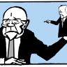 A mogul and a PM's fall