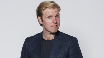 He's no Pete Evans, but Mark Humphries is considering a cult