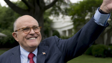 Rudy Giuliani, who was once considered America's favourite mayor for leading New York City's rescue efforts after the 9/11 terrorist attacks, is now caught up in the investigation over alleged improprieties in dealings with Ukraine.