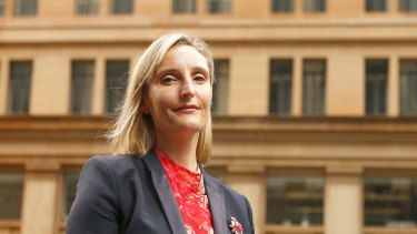 Former CEO of the Greater Sydney Commission Sarah Hill.