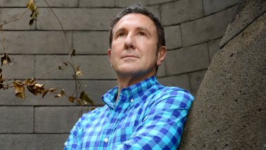 Melbourne Theatre Company's artistic director and chief executive Brett Sheehy.