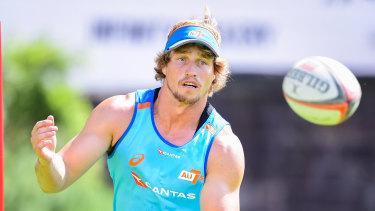 Jesse Parahi has been let go from the Australian men's sevens program.