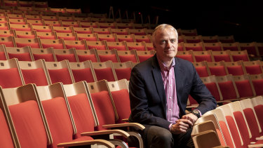 Opera Australia chief executive Rory Jeffes.