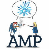 Who said what to whom, AMP edition. Illustration: Matt Golding
