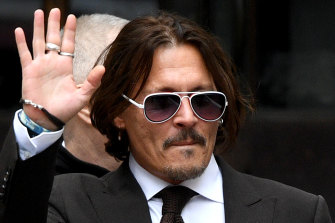 Depp has given evidence over four days in his libel action against Britain's Sun newspaper.
