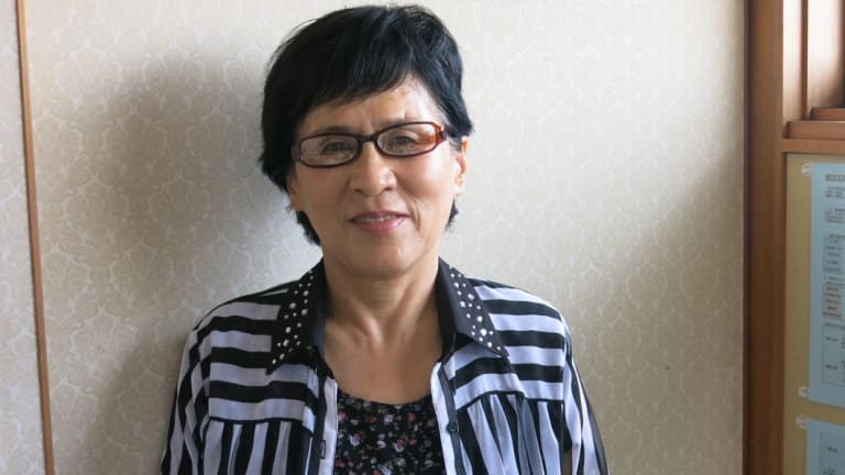 Hiroko Sakakibara was taken to North Korea at the age of 11 by her parents, but later escaped back to Japan.