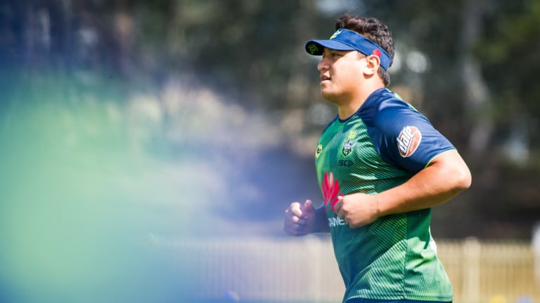 Josh Papalii has high hopes for the Green Machine.