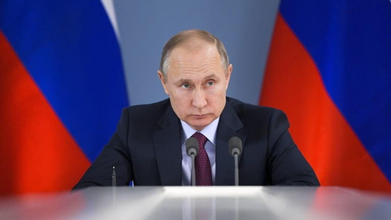 Experts predict Russian President Vladimir Putin will continue with such behaviour.