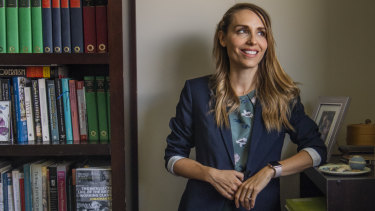 Sarah Irving-Stonebraker, who got a UAI of 100 in 1998, is now an associate professor in history at the University of Western Sydney.