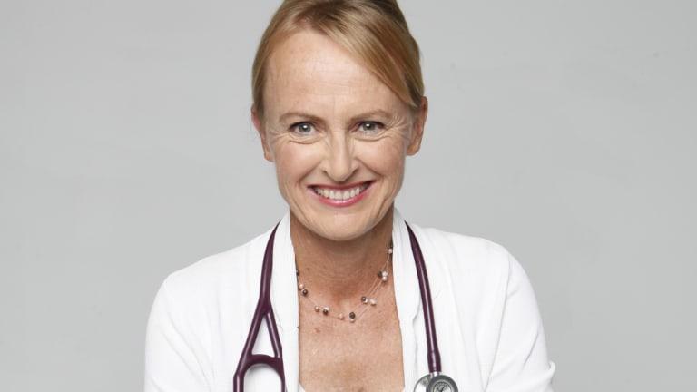 Professor Katie Allen.