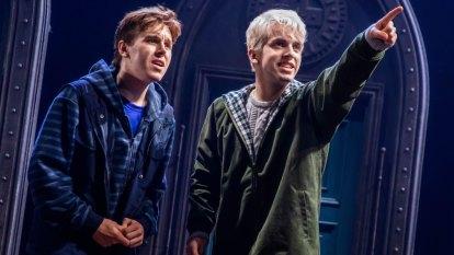Harry Potter snubbed at Helpmanns in shock result after bidding war