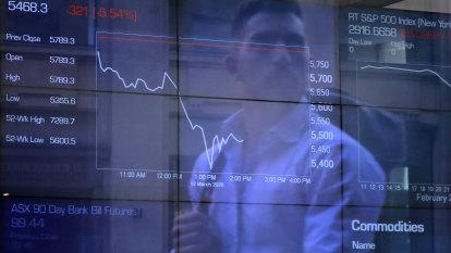 ASX200 sheds $500 billion in first quarter of 2020