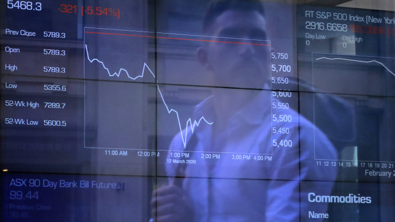 ASX rebounds but still posts largest weekly fall since GFC – The Sydney Morning Herald