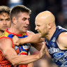 At the third strike ... Why Gary Ablett needs to take care