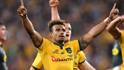 Genia to retire from Test rugby after 2019 World Cup