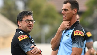 Morris wasn't given a fair go by Sharks, Fitzgibbon should expect no different