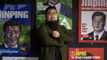 Spat brews over alleged snub to Chinese dissident artist by UWA's Confucius Institute