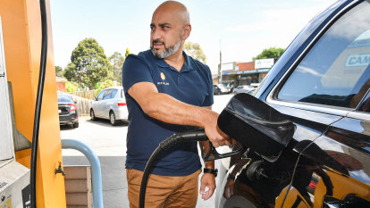 Startup puts volatile petrol prices under the pump