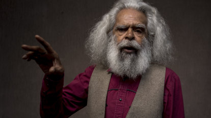 Jack Charles did his time, but his record remains a ball and chain