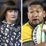 Castle likely to give evidence in Folau hearing as Jones reaches out to embattled star