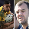 Wallaby selectors meet to discuss Cup as Qantas boss backs action on Folau