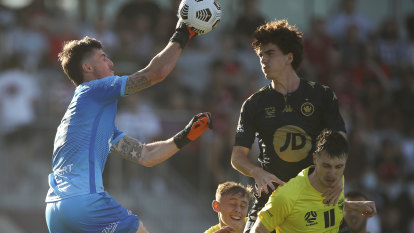'We threw two points away today': Phoenix strike late to hold Wanderers