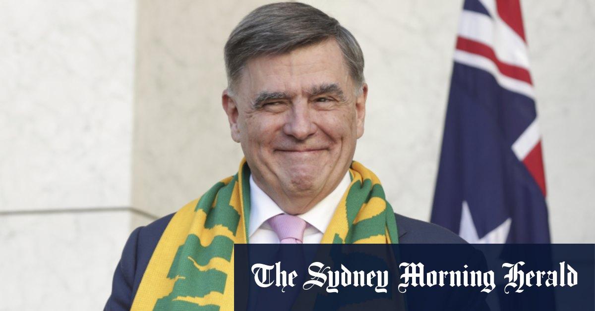 Brendan Murphy to be among Australian of the Year finalists – Sydney Morning Herald