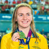 The rise and rise of Ariarne Titmus, Australia's swimmer of the year