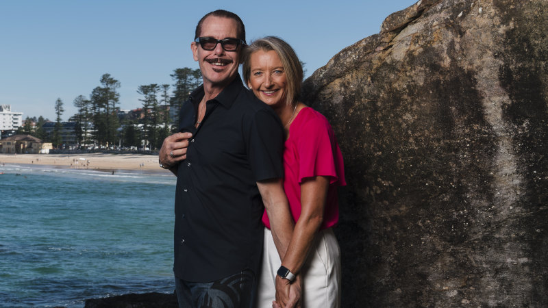 Two of Us with INXS member Kirk Pengilly and surf champion Layne ...