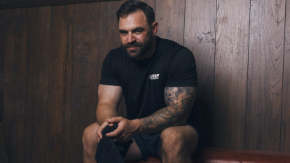 Celebrity personal trainer James Blatch on jail, steroids and his own private hell