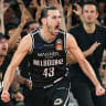 United's Chris Goulding savours 'amazing' first NBL title win