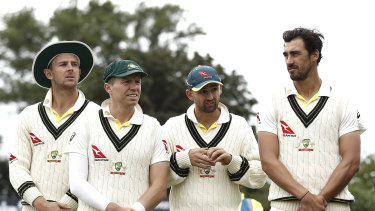 Australia's rotation policy has been largely successful so far in this series.