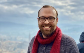 James Blackwell, Wiradjuri man and research fellow in Indigenous policy for the Centre for Social Impact at the University of NSW.