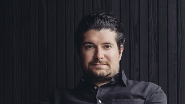 Anthony Casalena is the founder and chief executive of Squarespace.
