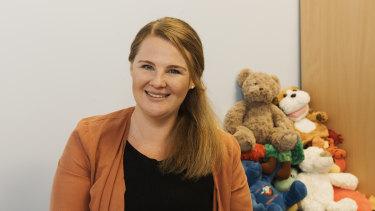 Mona Vale Public School counsellor Lauren Brincat.