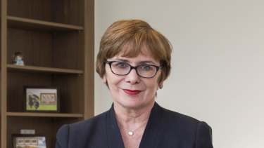 Australian Communications and Media Authority chairman Nerida O'Loughlin.